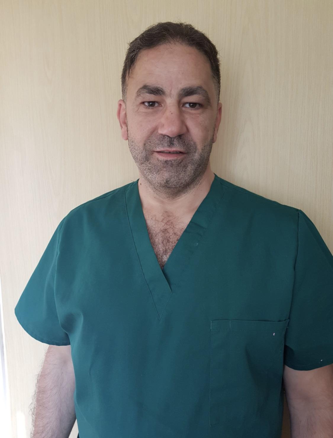 Dr Aiman Sinjab