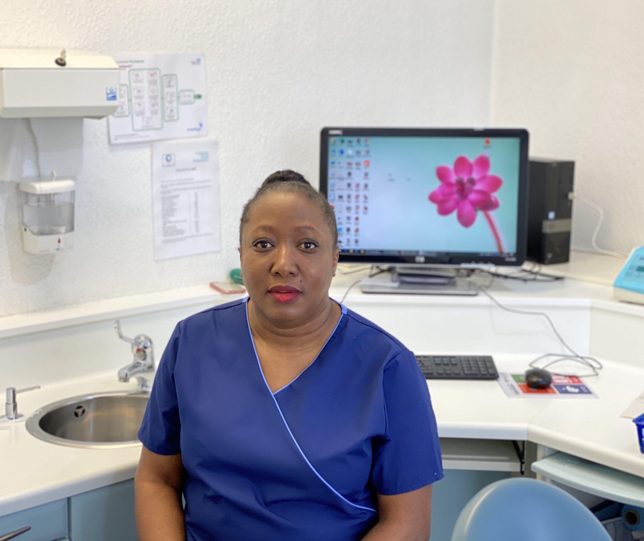Dr Moji Adeyoyin